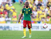 Cameroon's Jonathan Ngwem during international friendly match. June 13,2017.(ALTERPHOTOS/Acero) (NortePhoto.com) (NortePhoto.com)