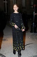 Clemence Poesy<br /> Parigi 22/01/2020<br /> Settimana della moda di Parigi <br /> Moda Donna - Giorgio Armani Ospiti <br /> Photo Gwendolin Le Goff/Panoramic/Insidefoto <br /> Italy Only