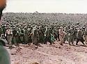 Iraq 1984      .Speech of Jalal Talabani concerning the negotiations with Saddam Hussein.Irak 1984.Discours de Jelal Talabani au sujet des negociations avec Saddam Hussein