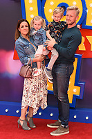 """Nathalie Pinkham<br /> arriving for the """"Toy Story 4"""" premiere at the Odeon Luxe, Leicester Square, London<br /> <br /> ©Ash Knotek  D3509  16/06/2019"""