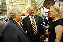 Moon and Mary Landrieu were among family, friends and well-known politicians to say goodbye to former US Rep. Lindy Boggs during her funeral at St. Louis Cathedral, New Orleans, Aug. 1, 2013.