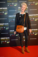 DANIELE GILBERT - Vernissage de l' exposition Goscinny - La Cinematheque francaise 02 octobre 2017 - Paris - France