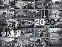 BOOKS for sale. Signed Copies by Didier Ruef