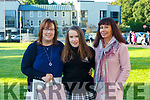 Siobhan, Ella and MAry Bartlett at the Lissivigeen Confirmation in St Marys CAthedral on Saturday