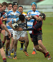 160806 Wellington College Rugby - HIBS v Silverstream Colts