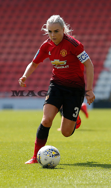 Alex Greenwood of Manchester United Women
