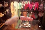 CoCo de Mer, Soho, sex fetish shop London UK 2000s owned and run by Sam Roddick