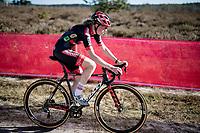 Fem Van Empel (NED/Pauwels Sauzen - Bingoal)<br /> <br /> Elite Women's Race<br /> 2021 UCI cyclo-cross World Cup - Zonhoven (BEL)<br /> <br /> ©kramon