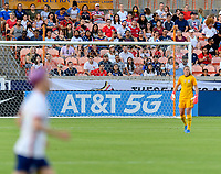HOUSTON, TX - JUNE 10: Sponsor photo during a game between Portugal and USWNT at BBVA Stadium on June 10, 2021 in Houston, Texas.