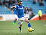Kilmarnock v St Johnstone…09.04.16  Rugby Park, Kilmarnock<br />Simon Lappin<br />Picture by Graeme Hart.<br />Copyright Perthshire Picture Agency<br />Tel: 01738 623350  Mobile: 07990 594431