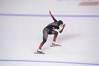 SPEEDSKATING: Calgary, 07-02-2020, ISU World Cup Speed Skating Calgary, 1000m Ladies Division A, Kaylin Irvine (CAN), ©foto Martin de Jong