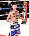 Boxing : Vacant WBO World Fly Title bout - Junto Nakatani