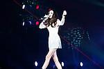 November 8, 2012, Tokyo, Japan - Cher Lloyd performs on the catwalk during Girls Award 2012 Autumn/Winter at the Yoyogi National Gymnasium in Shibuya, Japan. (Photo by Yumeto Yamazaki/Nippon News)