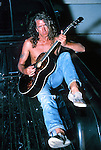 Various portraits & live photographs of musician Steve Jones, formerly of the Sex Pistols.