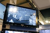 - Sicurtech, security and safety fair, video surveillance with thermal scanning camera<br /> <br /> - Sicurtech, fiera della sicurezza, videosorveglianza con telecamera a scansione termica