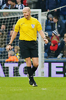 Saturday, 9 March 2013<br /> <br /> Pictured:Referee  Lee Mason <br /> <br /> Re: Barclays Premier League West Bromich Albion v Swansea City FC  at the Hawthorns, Birmingham, West Midlands