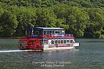 The Hiawatha Paddleboat, Williamsport, Pennsylvania