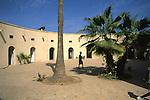 Paesaggi del mondo. L'isola di Gorée davanti a Dakar in Senegal.