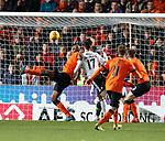 30.11.2018 Dundee Utd v Ayr Utd: Lawrence Shankland scores
