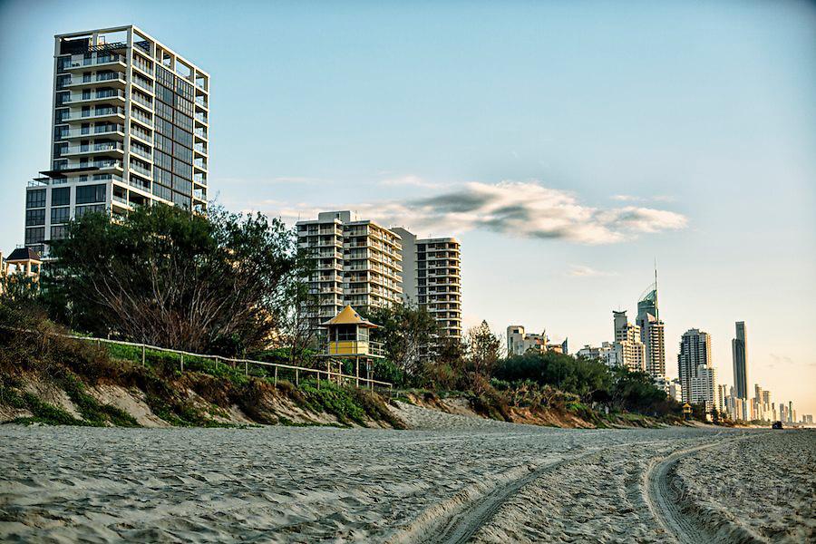 Image Ref: CA114<br /> Location: Broadbeach, Gold Coast<br /> Date: 28th May 2014