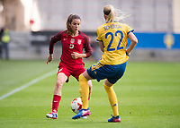 Gothenburg, SWE - June 8, 2017: The USWNT defeated Sweden 1-0 during an international friendly at Gamla Ullevi.