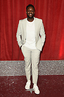 Ryan Russell<br /> arriving for The British Soap Awards 2019 at the Lowry Theatre, Manchester<br /> <br /> ©Ash Knotek  D3505  01/06/2019