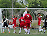 Images from the Allstate Sugar Bowl D-1 U-18 Louisiana Boy's State Soccer Championship between the Calcasieu Soccer Club and the Louisiana Fire White Team.  Calcasieu went on to claim the championship by a score of 1-0.