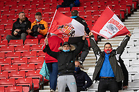 22nd May 2021; Stadium of Light, Sunderland, Tyne and Wear, England; English Football League, Playoff, Sunderland versus Lincoln City; The first Sunderland fans to enter the ground after pandemic restrictions were eased