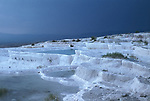 Storm over Pammukale