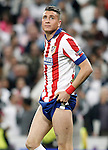 Atletico de Madrid's Jose Maria Gimenez dejected during Champions League 2014/2015 Quarter-finals 2nd leg match.April 22,2015. (ALTERPHOTOS/Acero)