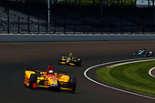 Verizon IndyCar Series<br /> Indianapolis 500 Practice<br /> Indianapolis Motor Speedway, Indianapolis, IN USA<br /> Tuesday 16 May 2017<br /> Ryan Hunter-Reay, Andretti Autosport Honda<br /> World Copyright: Phillip Abbott<br /> LAT Images<br /> ref: Digital Image abbott_indyP_0517_12992