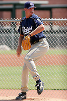 Andrew Miller / San Diego Padres..Photo by:  Bill Mitchell/Four Seam Images