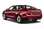 Car pictures of rear three quarter view of 2020 Chevrolet Impala Premier 4 Door Sedan Angular Rear