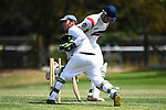 NELSON, NEW ZEALAND - FEBRUARY 15: Premiership Cricket - Stoke/Nayland v Wanderers. Saturday 15 February 2020. Brightwater, New Zealand. (Photo by Chris Symes/Shuttersport Limited)