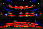 """© Joel Goodman - 07973 332324 . 17/04/2015 .  Home , Whitworth Street West , Manchester , UK . The new theatre . Preview of the newly built """" Home """" arts venue in Manchester , which replaces the former Corner House . Photo credit : Joel Goodman"""