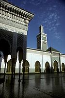 Grande Mosquee de Dakkar,Senegal<br /> <br /> (date inconnue)<br /> <br /> PHOTO : Michel Faugere Publiphoto- Agence Quebec Presse