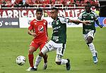 América venció 1-0 a Deportivo Cali. Fecha 3 Cuadrangulares Liga II-2019.