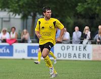 Sporting Menen - KV Oostende : Swiftnick Verbrugghe<br /> foto VDB / Bart Vandenbroucke
