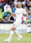 Real Madrid's Pepe during La Liga match. April 16,2016. (ALTERPHOTOS/Acero)