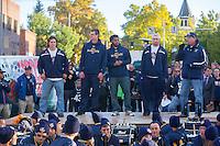 MSU Bobcats Pep Rally