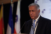 Shaukat Aziz<br /> Former Prime Minister of Pakistan (2004-2007), and Former Executive Vice President, Citibank  <br /> attend the International Economic Forum of the Americas 20th Edition, from June 9-12, 2014 <br /> <br />  Photo : Agence Quebec Presse - Pierre Roussel
