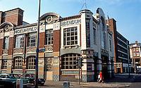 London: Michelin House, 1905-1910. F. Espinasse. Fulham Rd., corner Sloane Ave.Photo '05.