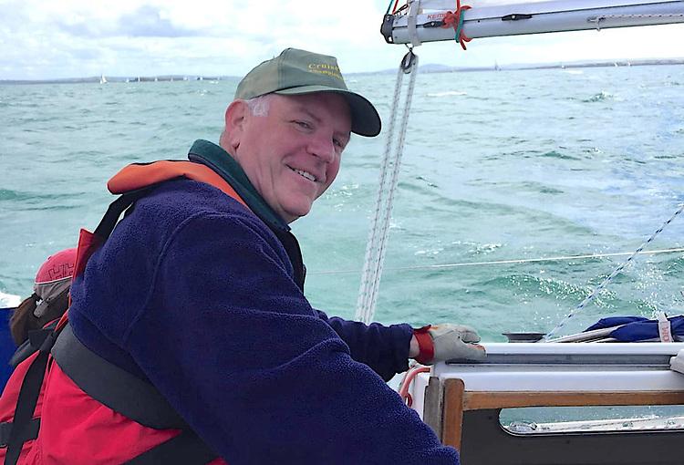 Schull Sailing Commodore Sean Norris