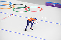 OLYMPIC GAMES: PYEONGCHANG: 10-02-2018, Gangneung Oval, Long Track, 3000m Ladies, Antoinette de Jong (NED), ©photo Martin de Jong