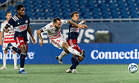 New England Revolution II v Richmond Kickers, August 21, 2020