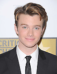Chris Colfer attends The 2nd Annual Critics' Choice Television Awards  held at The Beverly Hilton in Beverly Hills, California on June 18,2012                                                                               © 2012 DVS / Hollywood Press Agency