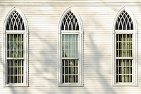 Church window detail.