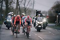 Tim Wellens (BEL/Lotto-Soudal) <br /> <br /> 74th Omloop Het Nieuwsblad 2019 <br /> Gent to Ninove (BEL): 200km<br /> <br /> ©kramon