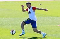 Spain's Cesar Azpilicueta during training session. June 5,2017.(ALTERPHOTOS/Acero)