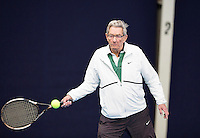 Hilversum, The Netherlands, March 09, 2016,  Tulip Tennis Center, NOVK,  Hans Reisgeld (NED) <br /> Photo: Tennisimages/Henk Koster